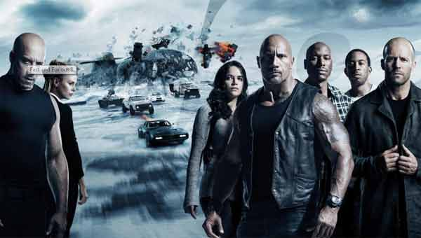 Fast and Furious 8 movie review: The strangest, most outlandish entry of the series