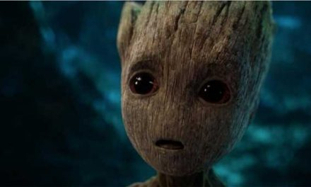 How did Vin Diesel voice Baby Groot in Guardians of the Galaxy 2?
