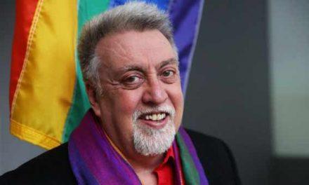 Creator of the LGBT rainbow flag dies