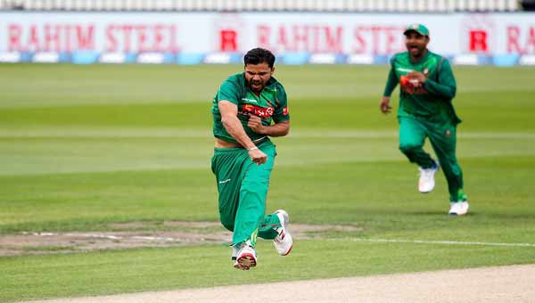 Bangladesh's captain Mashrafe to retire from T20Is after Sri Lanka series