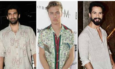 Five summer-perfect celeb-inspired shirts you can sport this season