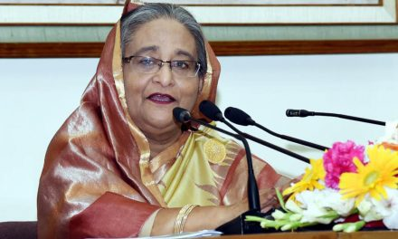 Exert pressure for early repatriation of Rohingyas: Hasina