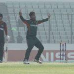 Uncapped Mohammad Saifuddin in Bangladesh T20I squad