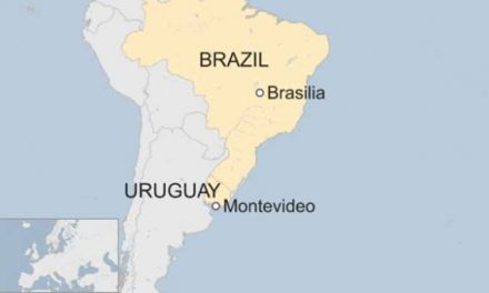Huge ship vanishes in South Atlantic