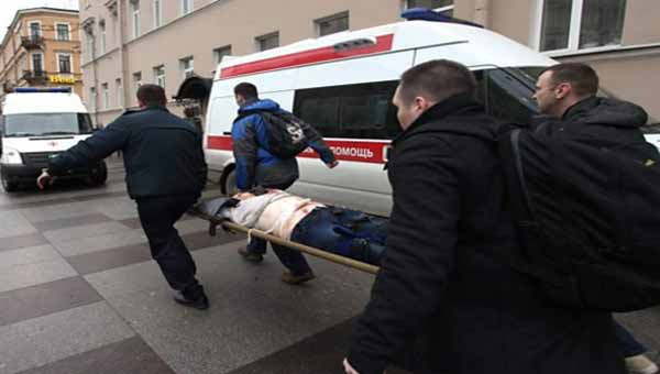 Russia bombing suspect 'from Kyrgyzstan'