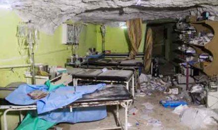 UN calls talks over Syria 'gas attack'