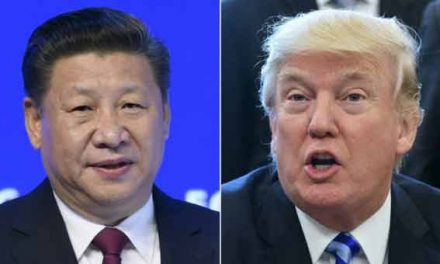 Trump urges China's Xi to 'work hard' on North Korea