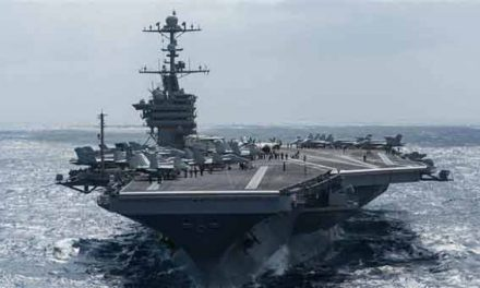 US deploys warships to Korean peninsula