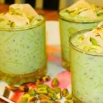 Cold tasty falooda in hot summer