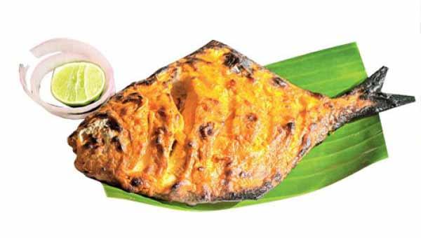 Fish kebab, a different tasty recipe