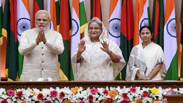 Indian PM Narendra Modi announces $4.5 billion line of credit for Bangladesh