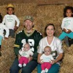 Couple has 3 sets of twins all born on the same day: 'what are the odds?