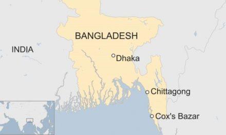 Cyclone Mora hits Bangladesh with heavy rain, wind