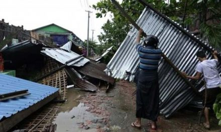 5 killed as deadly Cyclone Mora hits Bangladesh