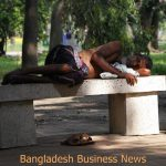 Heat wave in Ramna park 2