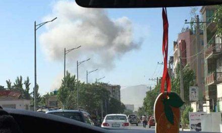 Kabul blast: Dozens of casualties in Afghan capital