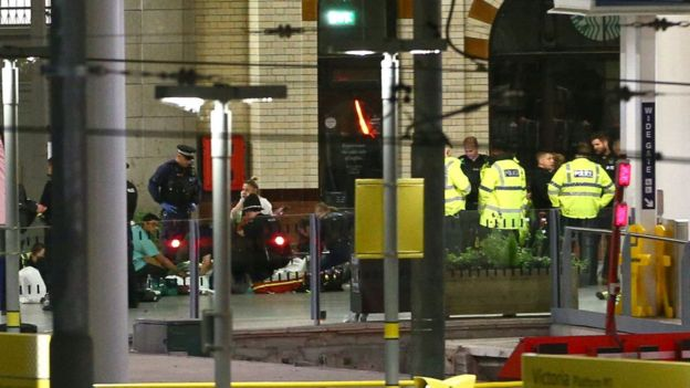 19 dead, over 50 hurt in Manchester blast