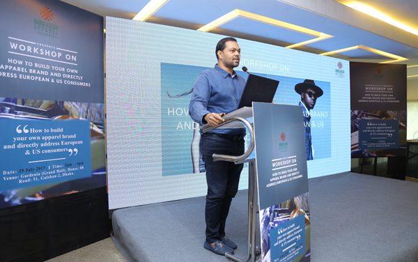 First apparel knowledge sharing workshop held in Bangladesh