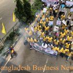 Chikungunya rally in Dhaka 3