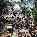 Chikungunya rally in Dhaka 4