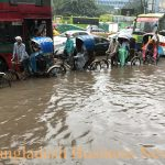 Dhaka streets flooded with downpour