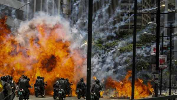 Venezuela assembly election clashes leave 10 dead