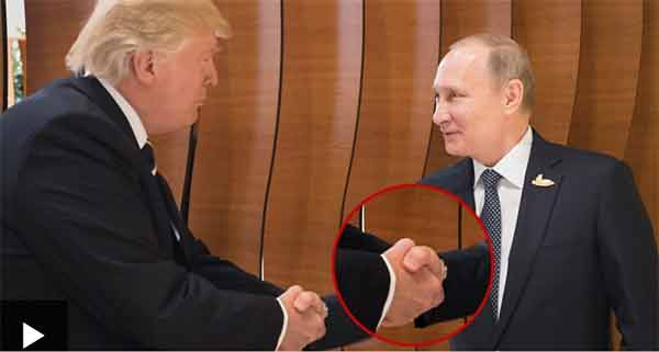US sanctions are 'trade war' on Russia
