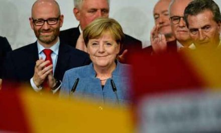 Merkel wins fourth term in German election