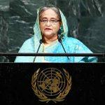 Bangladesh PM wants Rohingya safe zones in Myanmar
