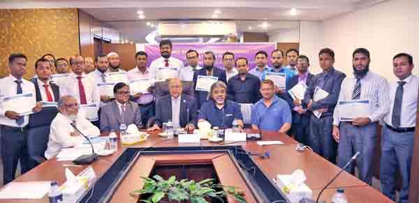 Training on Implementation of Basel–III in Islamic banks held