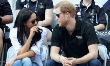 'Meghan who?' LA shrugs over Harry's girlfriend