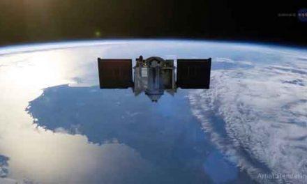 NASA spacecraft buzzes earth on way to asteroid Bennu