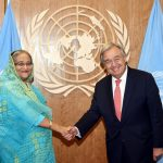 PM with UN chief 1