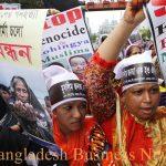 Rohingya protest 1
