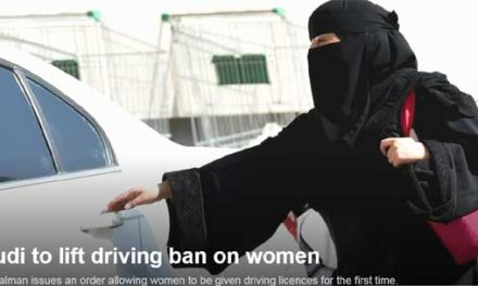 Saudi Arabia driving ban on women to be lifted