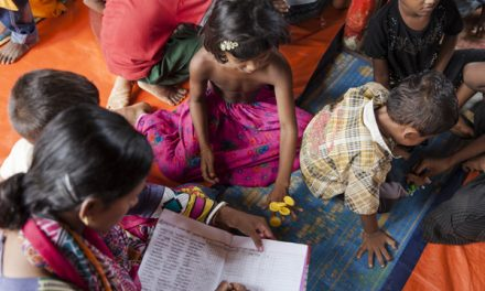 UNICEF to set up 1300 new learning centres for Rohingya children