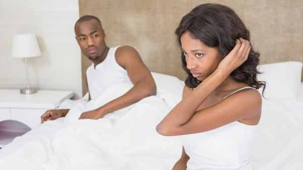 Women 'more likely to lose interest in sex than men'