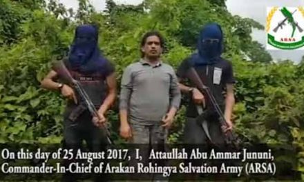 The truth about Rohingya militants