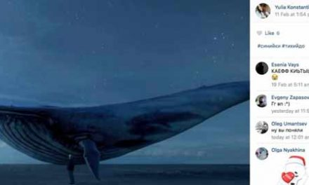 Blue Whale, a twisted suicide challenge