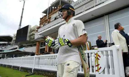 Stokes loses New Balance contract
