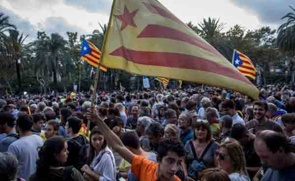 Spain asserts direct rule over Catalans