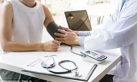 Women with high blood pressure have 75% dementia risk