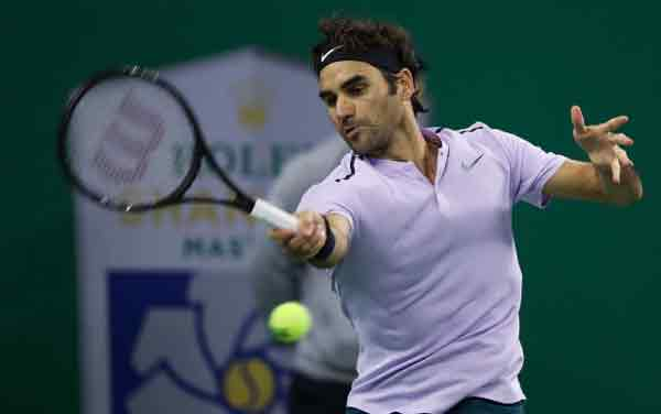 Federer beats Nadal to win Shanghai Masters