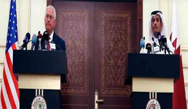 Tillerson: Saudis not ready for talks to end GCC crisis