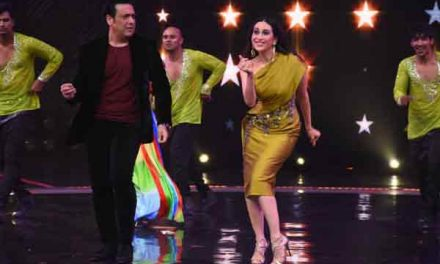 Govinda And Karisma Kapoor arrange for a time travel to 90s