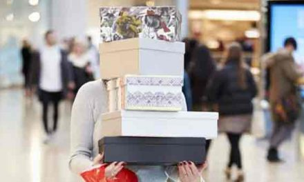 Carrying shopping can improve strength