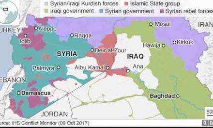 Iraqi forces move on disputed Kirkuk
