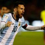 Argentina qualify for World Cup beating Ecuador