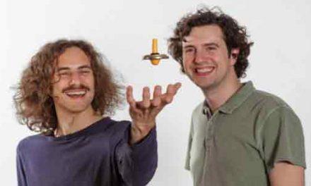 Nanomagnets levitate thanks to quantum physics