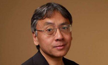 Kazuo Ishiguro wins Nobel Literature Prize
